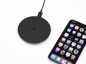支持Qi无线充电协议/ 小米69元无线充电器开箱图赏