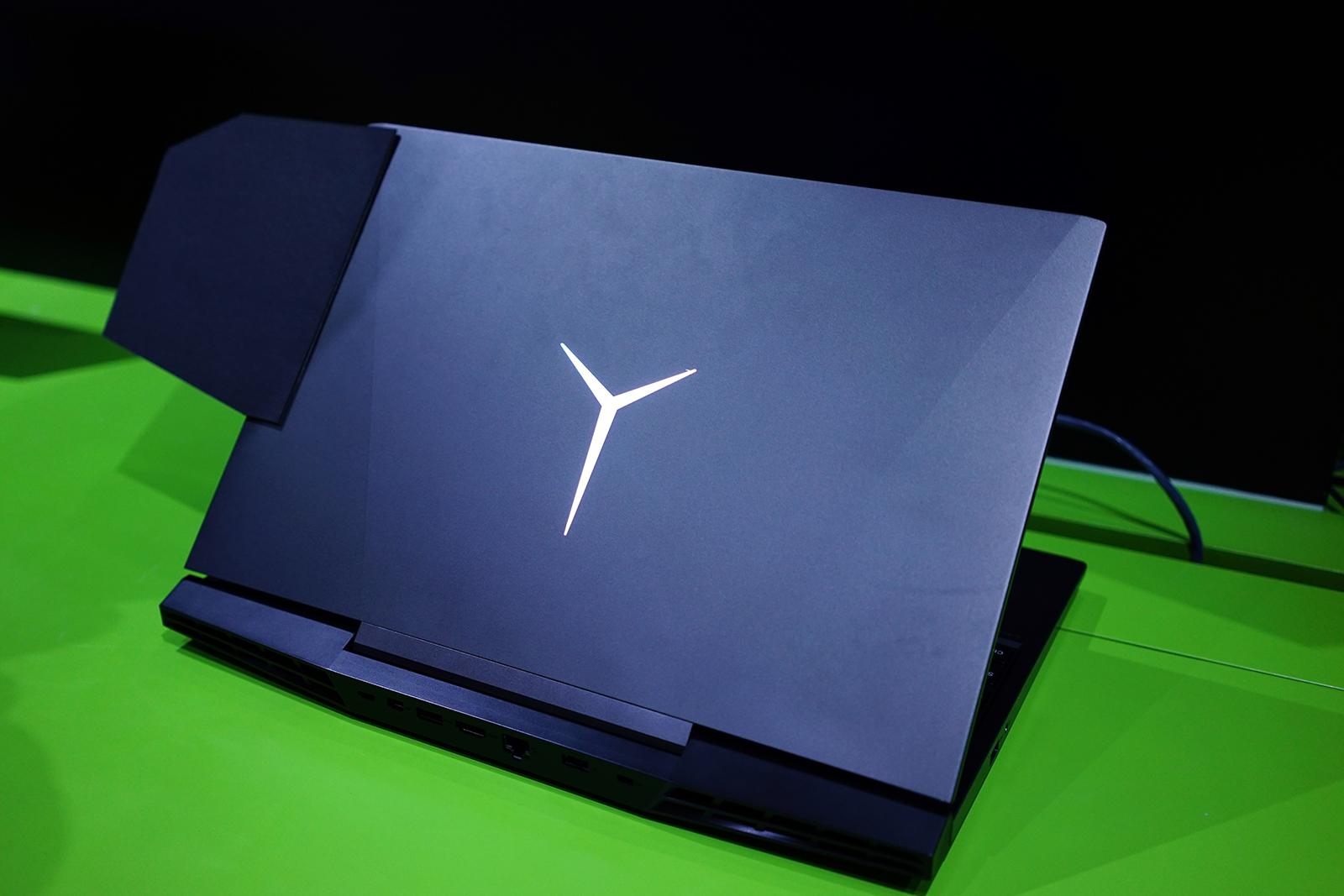 搭载GTX 1060独立显卡 联想拯救者Y7000P专业游戏本亮相NVIDIA