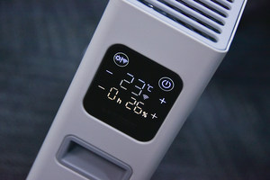 漂亮易用、舒适节能 智米电暖气智能版开箱图赏