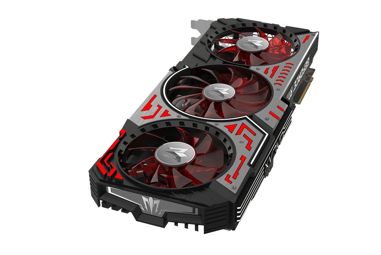 影驰GeForce RTX系列显卡新品亮相:现已同步开启预售