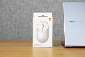 小米便携鼠标2图赏:高精度操作更安静
