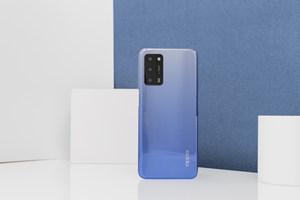 轻薄时尚大电池5G手机 OPPO A55图赏