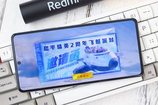 轻薄硬核游戏手机 Redmi K40游戏增强版图赏