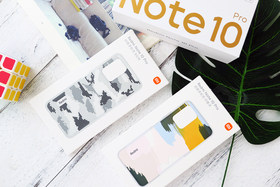 Redmi Note 10 Pro保护壳实拍