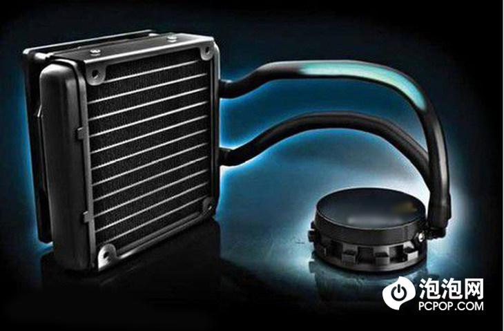 硬糖水冷散热器是水冷的吗详细的PC端水冷却系统图片