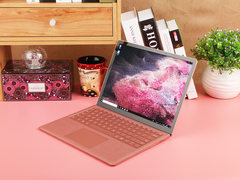 让少女心永存 灰粉金色Surface Laptop笔记本评测