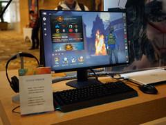 创新永无止境 戴尔中国在京展示S系列电竞显示器新品