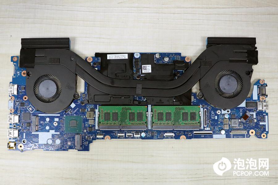 清灰容易拆主板难 戴尔游匣G7游戏本拆机解析
