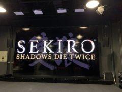 PlayStation在京举办《只狼:影逝二度》体验会 受苦大作点燃粉丝热情