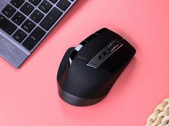 超薄的办公利器 雷柏MT980S无线键鼠套装评测