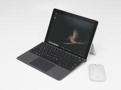 教育市场大杀器 微软Surface Go二合一平板电脑评测