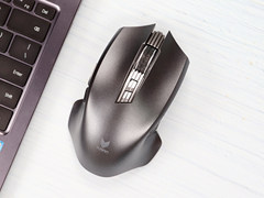 5区炫酷灯光 雷柏V20 PRO双模版电竞鼠标图赏