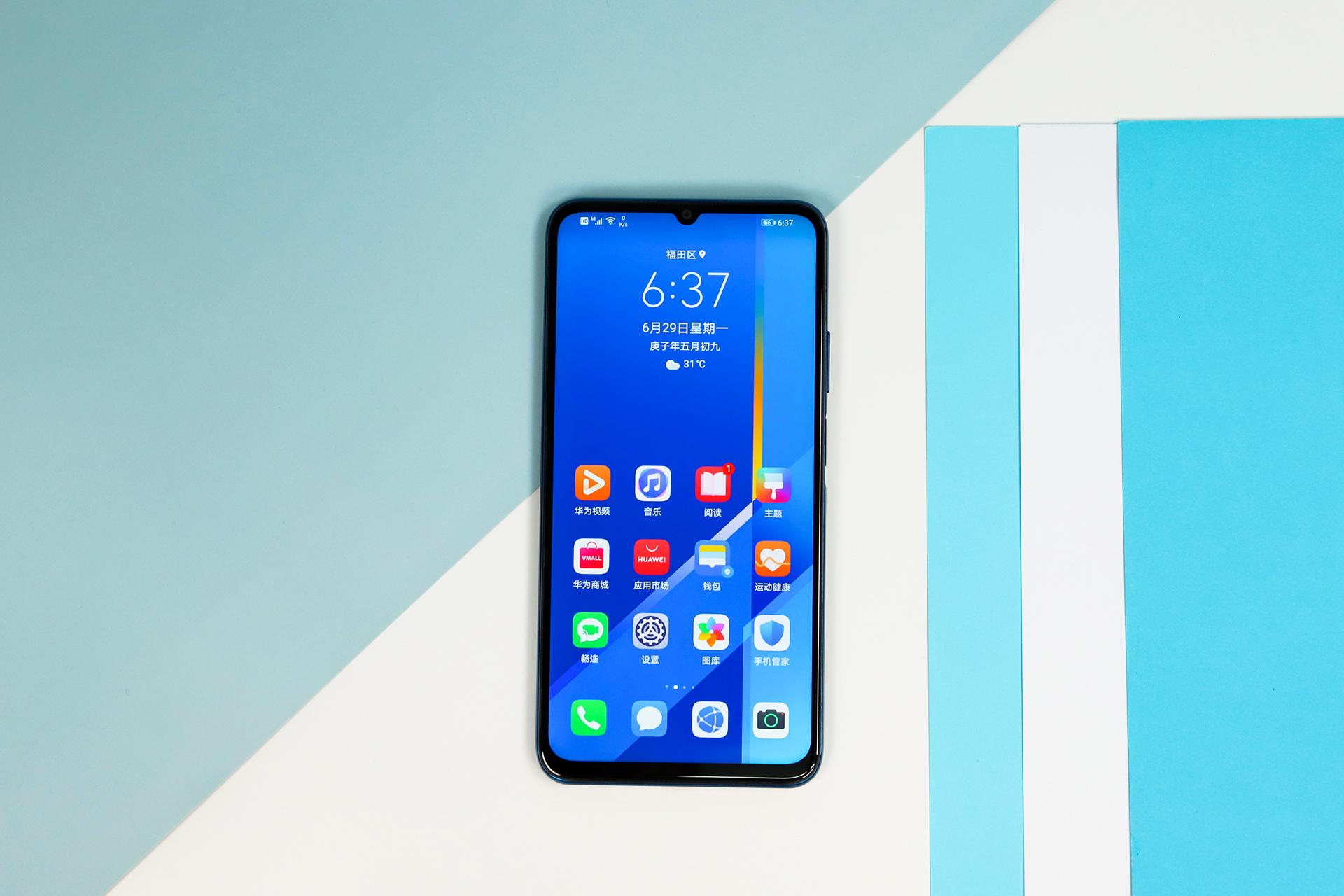 荣耀X10Max详细评测:屏幕超大的长续航影音5G手机