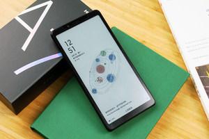 彩墨屏,更清晰 海信阅读手机A7 CC版图赏
