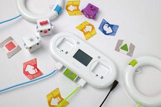 寓教于乐,让启蒙教育更有乐趣 索尼toio™创意机器人套件评测